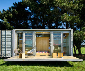 Sustainable Home Concept, the Port-A-Bach