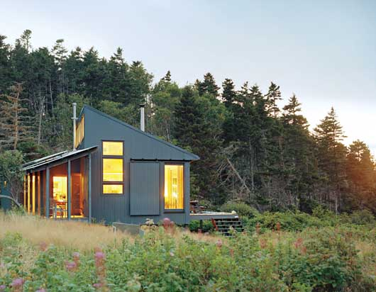 sustainable home design in maine - Maine Home Design