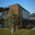Sustainable Home Design of CK Series by LivingHomes