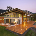 Casa Mercano, Sustainable Home in Costa Rica