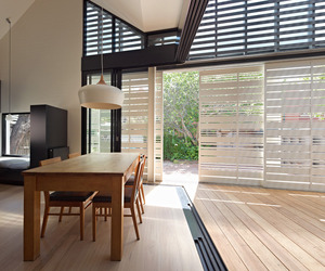 Sustainable House Reduction by Make Architecture