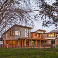 Sustainable Straw Bale House by Arkin Tilt Architects