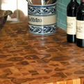 Sustainable Teak Countertops