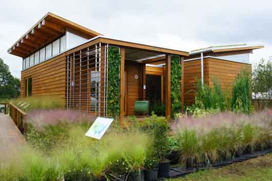 Eco Home Design Ideas: Sustainable WaterShed House Wins Solar Decathlon 2011