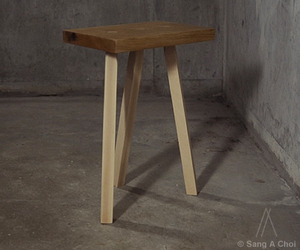Suum stool by Sang A Choi