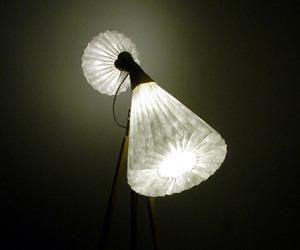 'Swan Lamp' by Tian Zhen