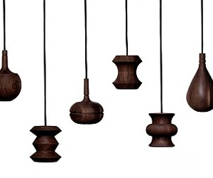 Swarm Walnut Lights by Animal Farm