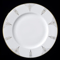 Swarovski Clad Luxury Dinnerware That Is Dishwasher-Safe