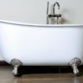 Swedish Style Slipper Tub from Canyon Bath
