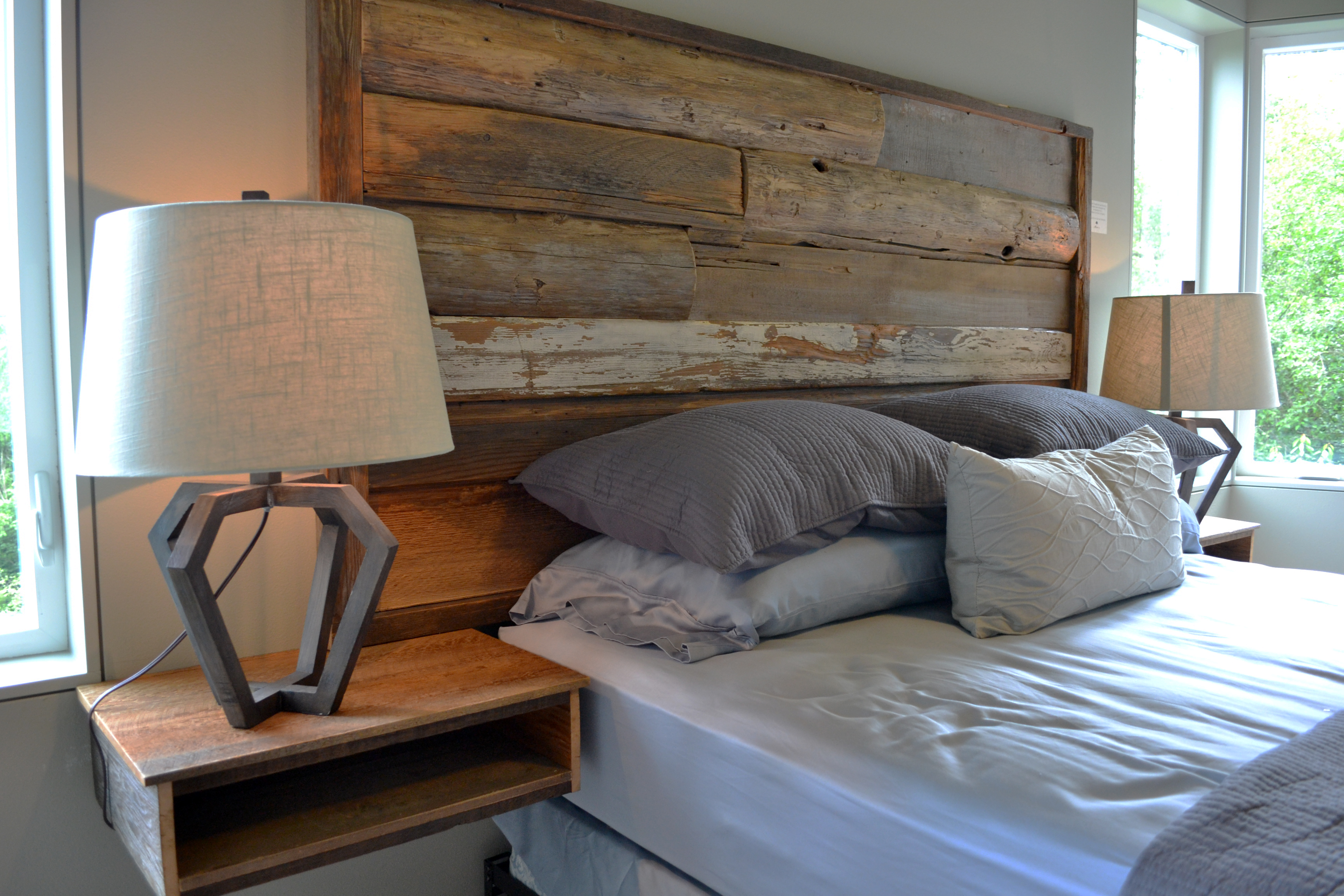 sweet dreams are made of reclaimed wood