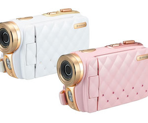Sweet & Sparkly Digital Video Camera