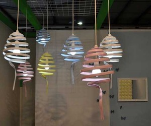 Swing Pendant Ceiling Light by Japanese Designers