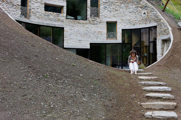 Swiss Mountain House swiss mountain housesearch & christian muller architects