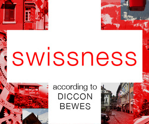 Swissness According to Diccon Bewes: Swinglish