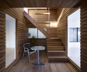 Switch Box in House by Naf Architect & Design
