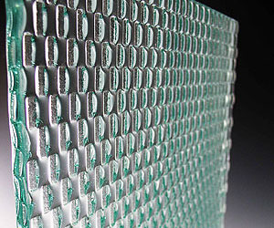 Symmetry Series - Architectural Kiln Cast Glass