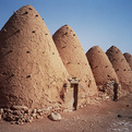 Syrian Beehive Houses