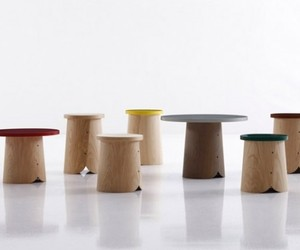 Tab Stool By Nadadora Studio for Sancal