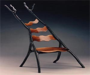 Table Chair Tree by Jon Brooks