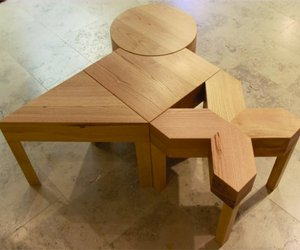 Table Games (jeux de tables) by Jose Levy
