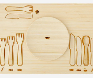 Table Manners Set by Funfam