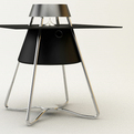 Table With Sound Spectrum Omnidirectional