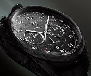 TAG Heuer Carrera Carbon Matrix Composite Chronograph