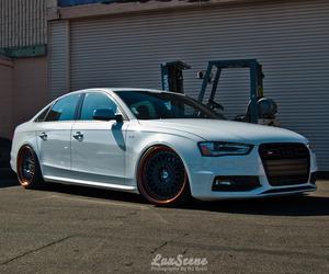 Tag Motorsports Audi S4 V6 Turbo