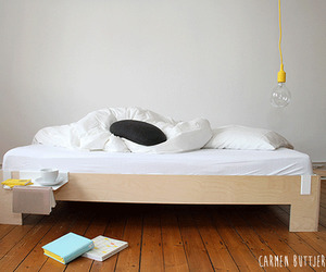 Tagedieb bed by Carmen Buttjer