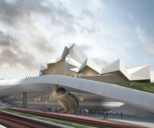 Tai Pei Art Museum by Kois Associated Architects