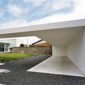 Takao Akiyama Creates Minimalist Home in Meiwamach