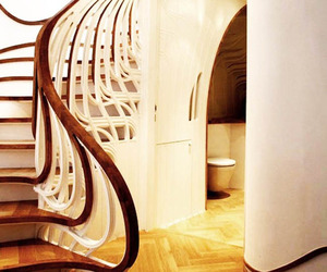 Take a Walk on the Wild Side: Sensualscaping Stairs