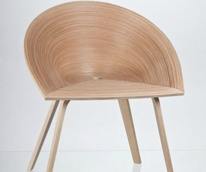 Tamashii Chair by Anna Stepankova