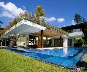 Tangga House In Singapore By Guz Architects