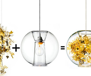 Tangle Globe Pendant Light by Tord Boontje