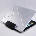 Tank, the Aluminum case for iPad