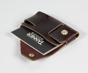 Tanner Goods Leather Cardholder