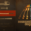 Tarantino Tribute Posters