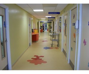Tarkett flooring - Young patients not puzzled
