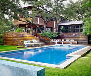 Tarrytown House in Austin by Webber + Studio