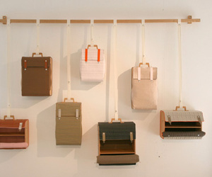 Tassenkast Mobile Storage by Lotty Lindeman