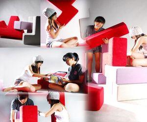 TAT-Teris playful home furniture