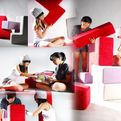 TAT-Teris playful home furniture