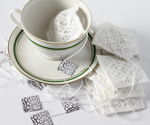 Teabag- beautiful handmade art