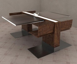 TECTON Dining Table Set by Andrés Alvarez