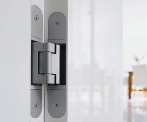 Tectus Concealed Hinge System from Simonswerk