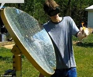 Look Mum, I Built a Death-Ray!