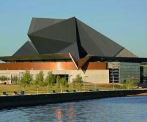 Tempe Center for the Arts by Architekton