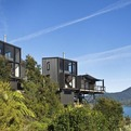 Tennent + Brown Architects - Turn Point Lodge