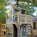 Tennessee Treehouse For Kids